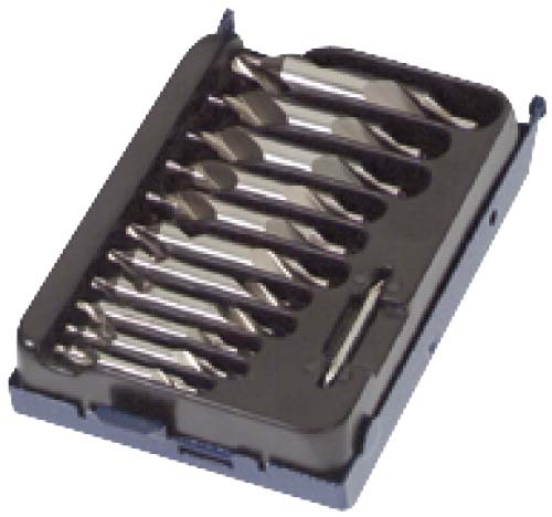 ATORN centre drill set HSS form A, D=1-1.6-2-2.5-3.15-4-5