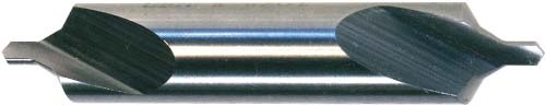 ATORN centre drill with protective sinking, HSS form B 1.6 mm x 6.3 mm x 45 mm