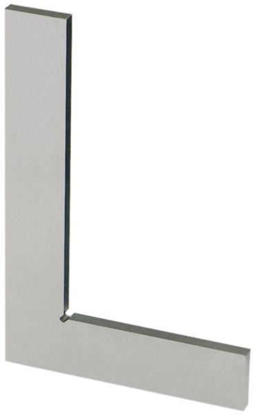 ATORN flat square, stainless 1000x 660 mm in line with DIN 875 precision 1